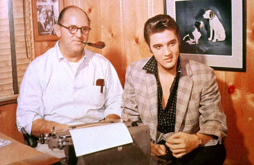 Swashvillage Oberst Tom Parker Der Mann Der Elvis Presley Zum Star Gemacht Hat