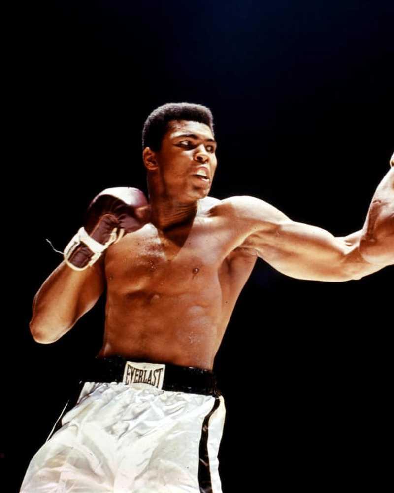 Wie Alt War Mohammed Ali