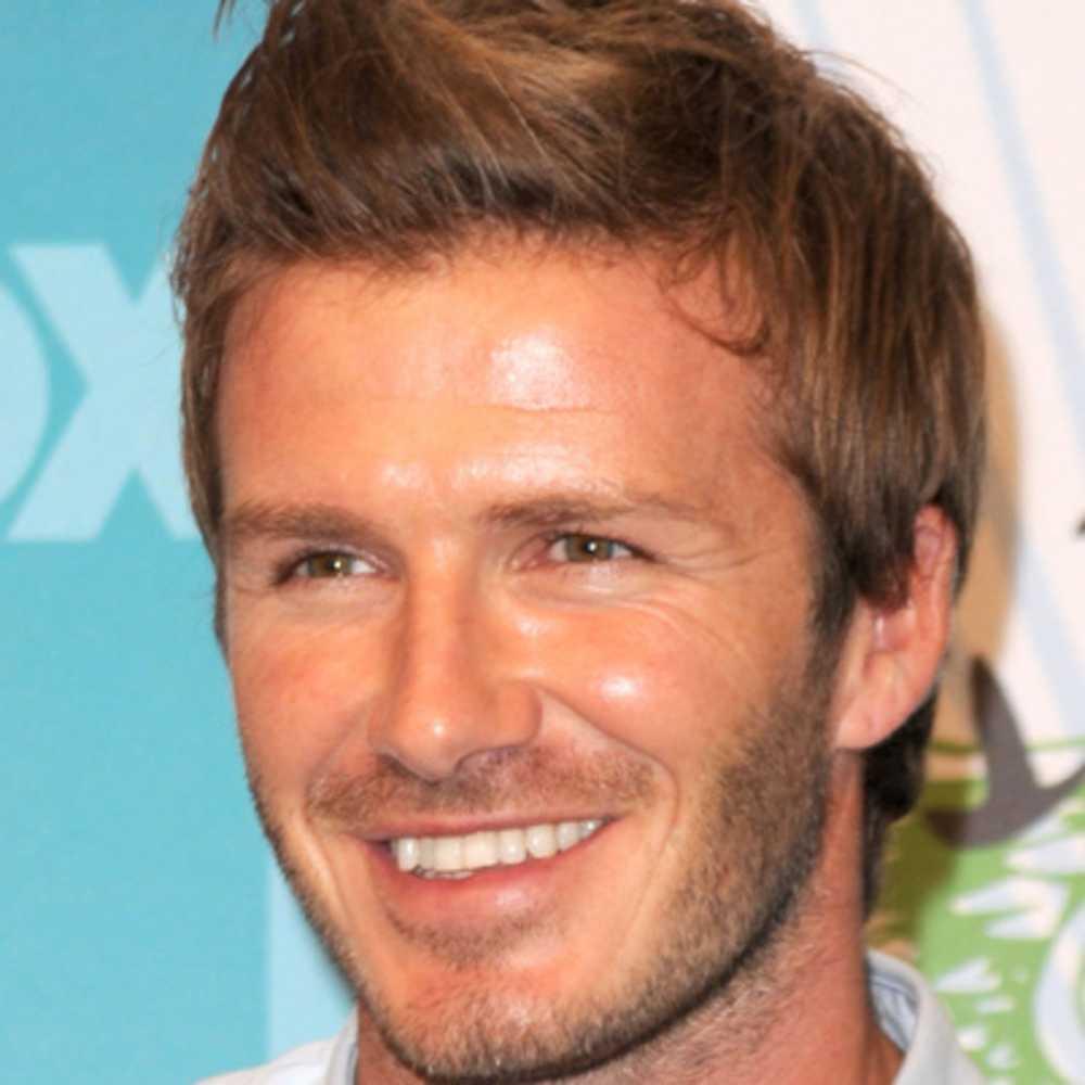 David Beckham Alter