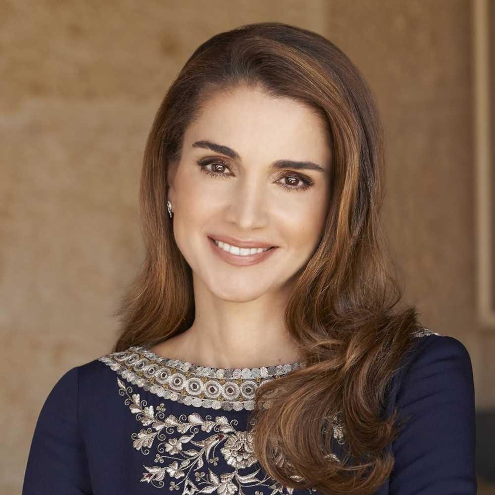 Swashvillage Reine Rania Biographie