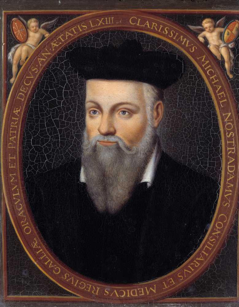 Nostradamus Vorhersage
